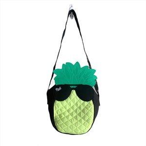 VS PINK Pineapple Sunglasses Beach Cooler Bag
